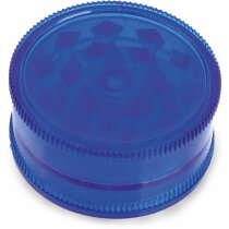 Triturador d etabaco personalizado azul