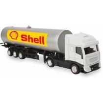 Camión cisterna de juguete personalizado