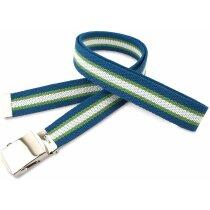 Cinturón Bandera España 3 azul marino