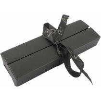 Estuche elegante para bolígrafo en negro Pierre delone barato