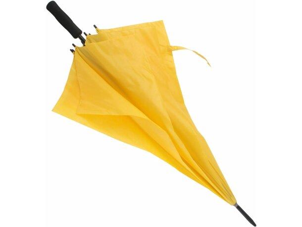 Paraguas de golf económico en colores personalizado amarillo