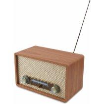 Radio de estilo vintage personalizado