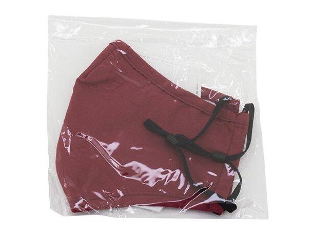 Mascarilla de tela personalizada con filtro de 3 capas camuflaje