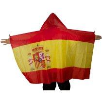 Poncho modelo España personalizado