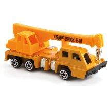 Camión grúa de juguete