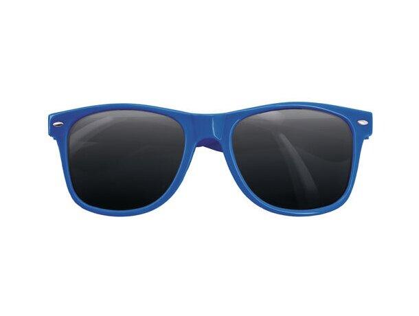 Gafas de sol pvc 400 uv azul