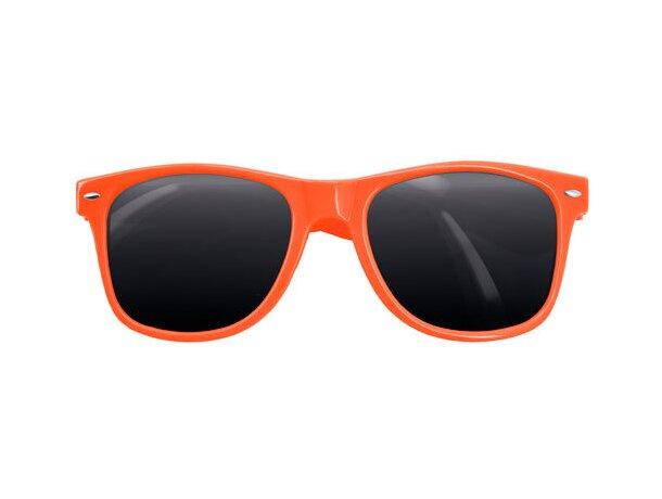 Gafas de sol pvc 400 uv naranja