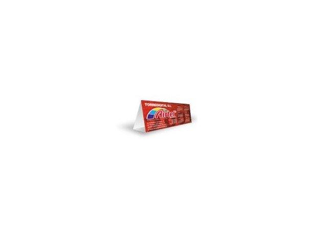 Mini calendario de sobremesa 6 meses personalizado
