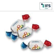 Caramelos Masticalbes personalizado