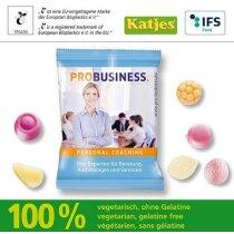 Gominolas de fruta con yogurt personalizada