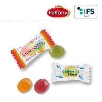 Mini caramelo de varios sabores personalizado