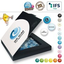 Caja con chocolate personalizada