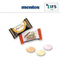 Caramelos mentos envasado individual personalizado