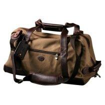 Bolsa de viaje elegante con bolsillo exterior personalizada