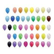 Globos de colores para fiestas personalizada