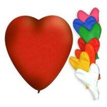 Globo con forma de corazón personalizado