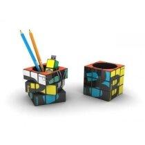 Lapicero original con forma cubo de rubik personalizado