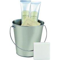 Set de jabón y crema de manos personalizado