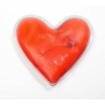 Parche frío calor forma de corazón personalizado