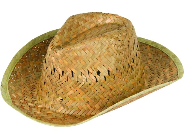 Sombrero Ide paja natural personalizado