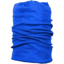 Braga de colores en poliester personalizada azul