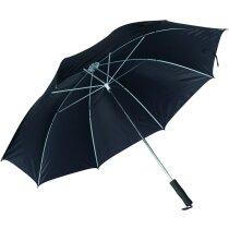 Paraguas de golf con mango recto y 8 paneles
