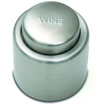 Tapón de vino antigoteo personalizado