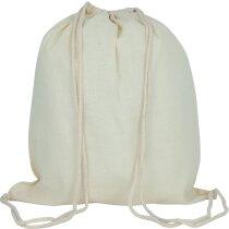 Mochila con cordones de algodón 100% personalizado