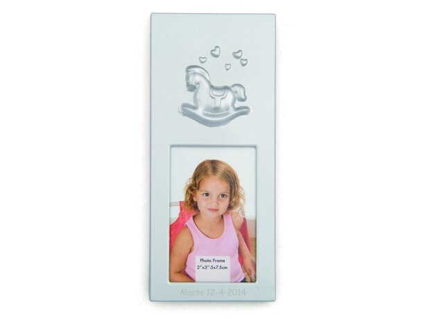 Portafotos infantil personalizado