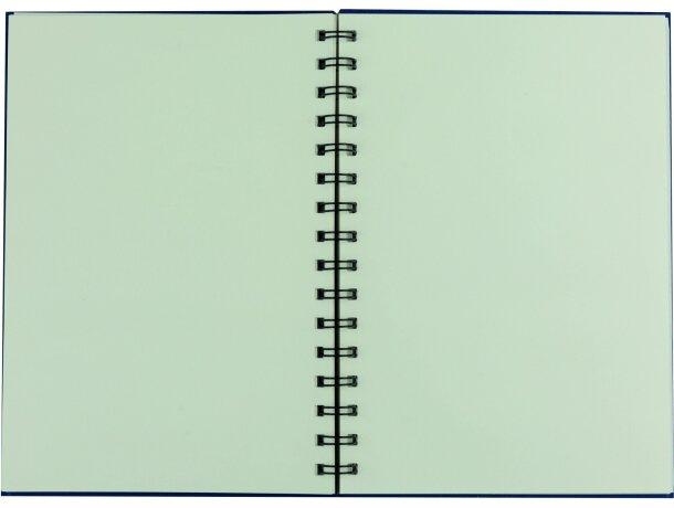 Libreta A5 con 80 hojas con logo