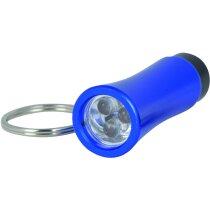 Linterna de aluminio para llevar en llavero personalizada