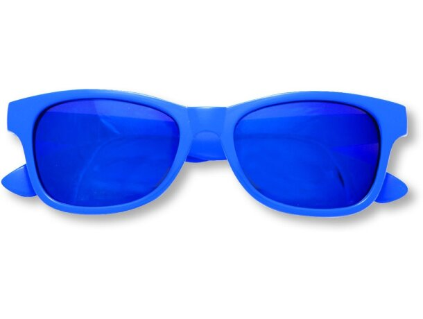 Gafas de sol para niños personalizada azul