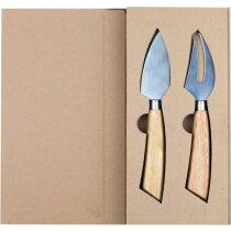 Set de cuchillos en estuche