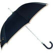 Paraguas de colores con varillas en fibra de vidreo barato