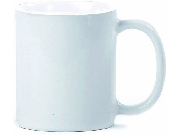 Taza de cerámica básica para sublimacón a todo color personalizada