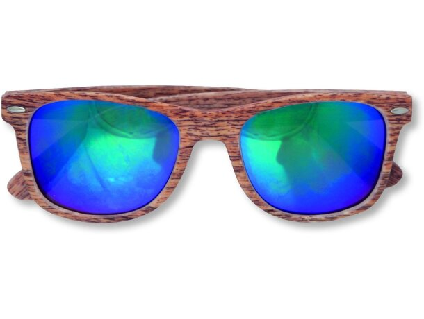 Gafas de sol diseño madera personalizado