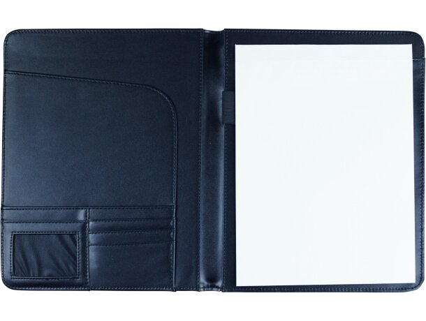 Portafolios acabado polipiel en A4 para conferencias personalizado