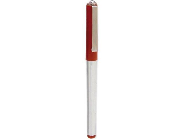 Bolígrafo roller de plástico