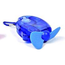 Pulverizador con ventilador personalizado azul