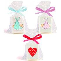 Jabón como regalo de celebración personalizado