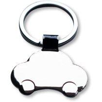 Llavero pequeño con forma de coche personalizado