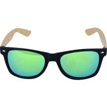 Gafas de sol con patillas de madera personalizada