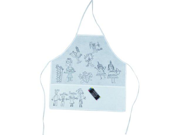 delantal para pintar de niños barato