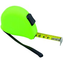 Flexómetro de 5 metros en colores barato verde