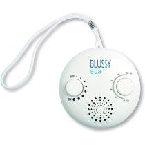 Radio para ducha con colgante personalizada