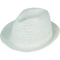 Sombrero acrílico ala corta personalizado