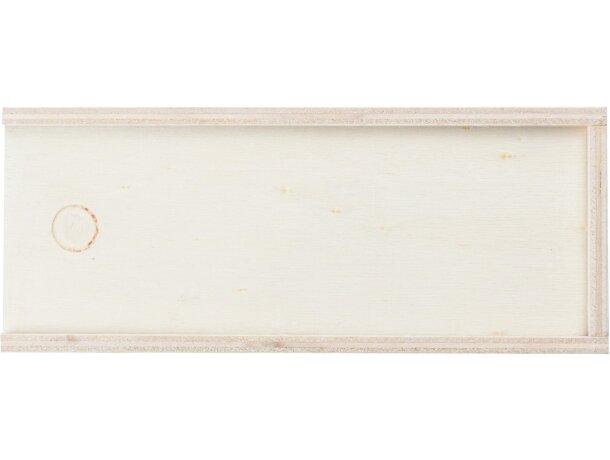 Caja de madera para gafas personalizada