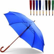 Paraguas clásico en colores varios economico