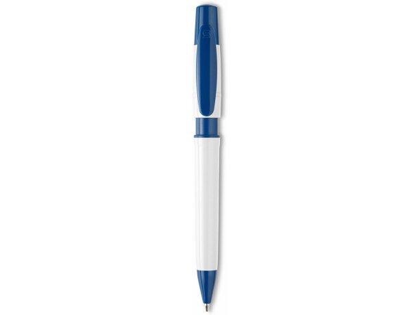 Bolígrafo en blanco con colores