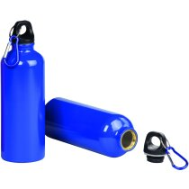 Cantimplora de aluminio color mate 500 ml personalizada